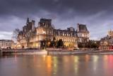 La Seine; Crue 2018