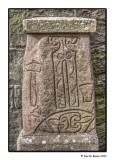 Pictish Symbol Stone