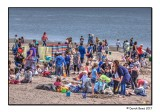 Busy At The Beach