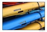 Upside Down Kayaks