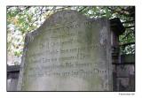 Poet's Tombstone