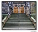 Symmetrical Staircase