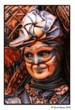 The Orange Mask