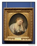 'Girl With Dead Canary' ~ Jean Baptiste Greuze