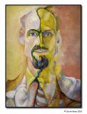 Self Portrait ~ Edwin G Lucas