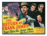 'The Return Of Frank James'