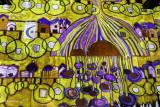 Klimt, Hundertwasser et Poétic art