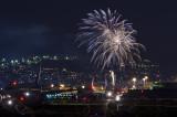 Inagawa Fireworks 2017 in Osaka