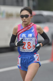 Women's Long distance relay in Kyoto