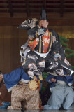 Hatsu-Noh at Yasaka Shrine Kyoto