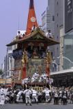 Gion Matsuri Festival 2018 at Kyoto