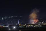 Inagawa Fireworks in Osaka International Airport