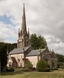 Teffont - pretty village in Wiltshire