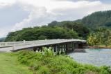 0764 Bridge connecting Huahine-Nui and Huahine-Iti