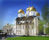 Dormition Cathedral Kremlin