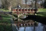 Early morning in Beddington Park