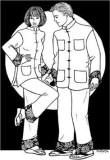 Folkwear 145: Chinese Pyjamas