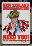 New Zealand Morris Dancing Tour 2018