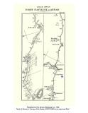 Map - Port Partick to Annan showing Newbie Castle Ruins