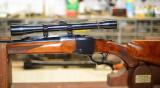 1958 Ruger #1 in ..222 Remington