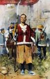 c. 1900 - A boxer