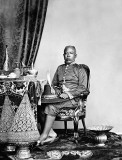 1865 - Minister at the court of Siam