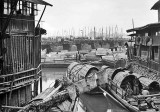 c. 1907 - Bridge of Ten Thousand Ages and sampans