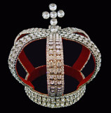 Nuptual crown of the Romanovs