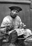 1920 - Man with erhu bow