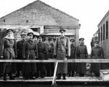 1916 - Grand Duke Paul Alexandrovich and his son Valdimir (far left)