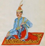 1853-1885 - Prince of Siam