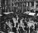 1902 - Queen's Road on Chinese New Year's Day