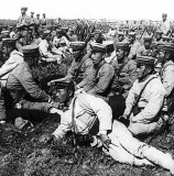 1904-5 - War with Russia - Awaiting the seige of Fort Arthur