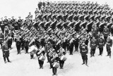 Infantry regiment and its band