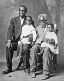 1913 - Alex Johnson family