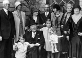 1931 - John D. Rockefeller family and friends