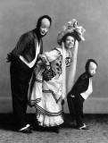 1901 - Keaton family vaudeville act