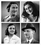 Early 1940's - Anne Frank and family