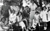 c. 1935 - The Kennedys