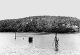 June 1898 - Sunken USS Merrimac, Santiago, Cuba