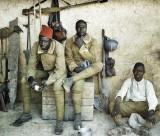 1917 - Senegalese soldiers