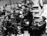 American sailors