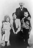 1905 - Alfred Dreyfus family