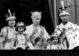 12 June 1937 - King George VI and family