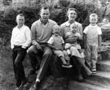 1957 - The Bush family