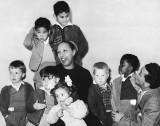 1959 - Josephine Baker family