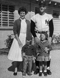 1961 - Roger Maris and family