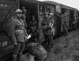 1919 - Siamese troops