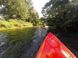 En kayak sur l'Epte de Dangu à Bray-et-Lû via saint-Clair-sur-Epte (17 km)