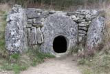 A la découverte de l'allée couverte du Bois-Couturier près de Guiry en Vexin